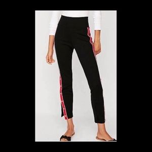 Express Women's High-waisted button leggings